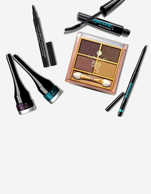 EYE MAKEUP ESSENTIALS TO PLAY UP YOUR PEEPERS