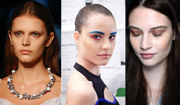 EYEBROW TRENDS THAT TOPPED THE BEAUTY CHARTS IN 2015