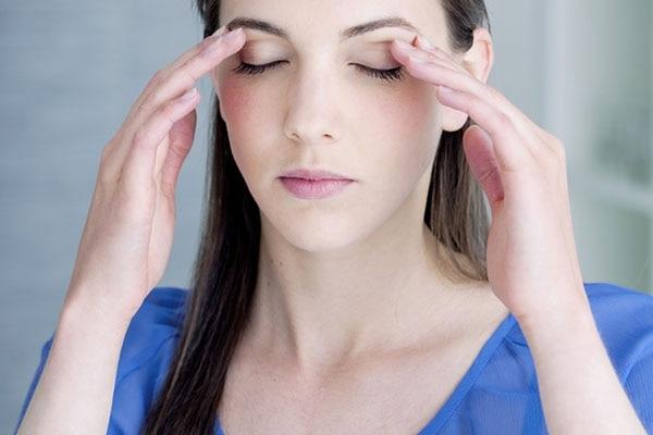 Massage your eyelids regularly