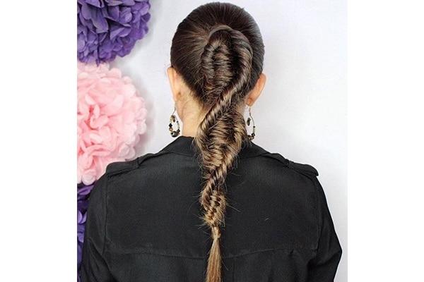 DNA braids