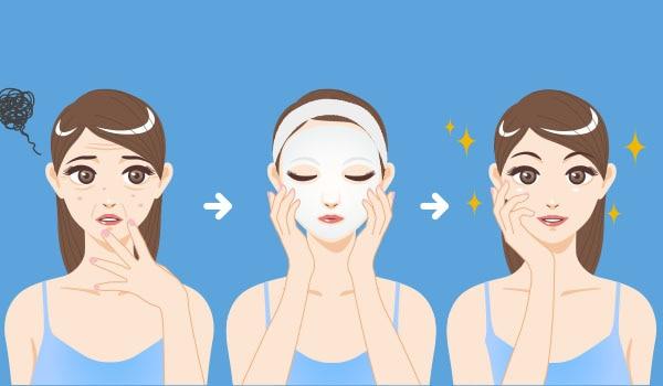 DIY face packs for sensitive skin