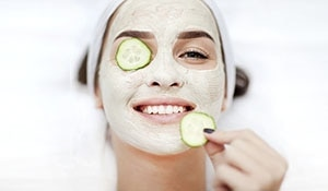 Homemade face packs for reducing blemishes