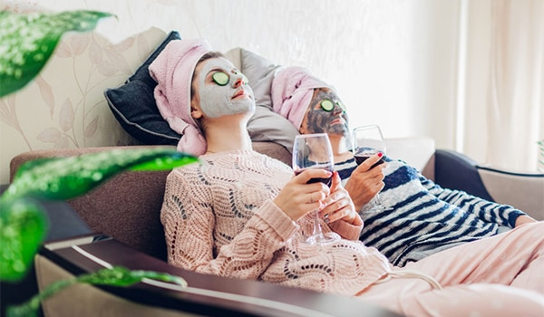 Facial at home: Your top 5 questions answered