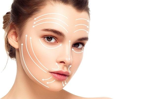 Cheekbones Massages