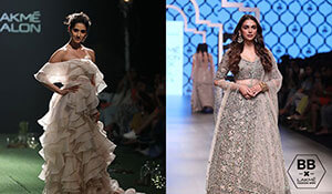 7 trends that ruled the runway at LAKMÉ FASHION WEEK S/R 2018