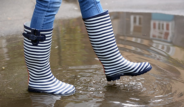 Keep your feet happy and monsoon-ready with these tips