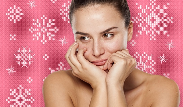 Flaky skin ruining your mood this winter? Here's how to deal with it