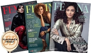 Flashback Friday: The best beauty moments we saw as Femina covers in 2018