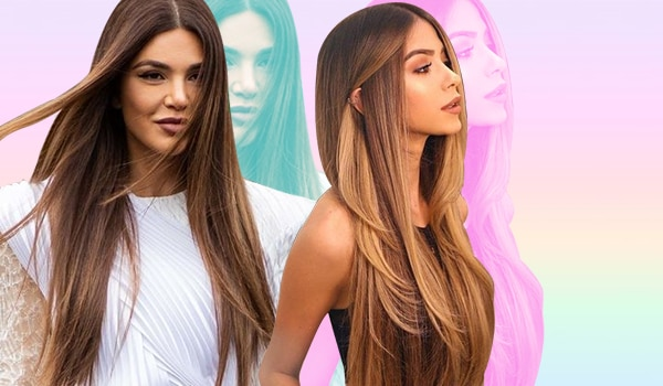 What is foilyage hair colouring technique?
