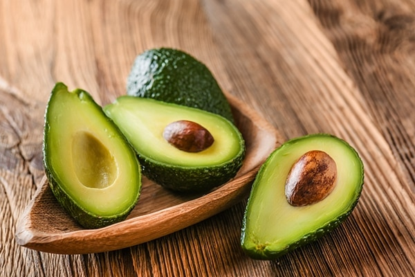 Avocados diet for healthy hair