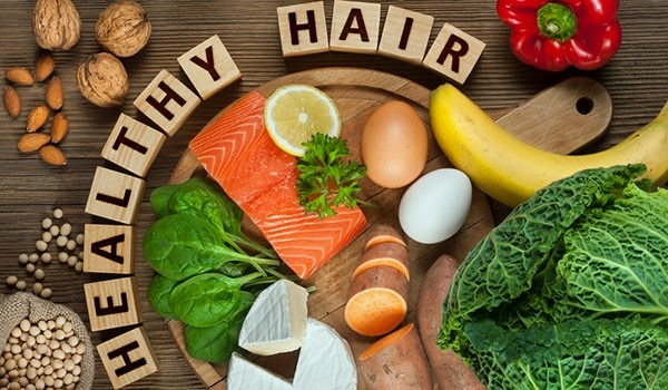 Follow this diet for healthy hair to get the 'mane of your dreams'