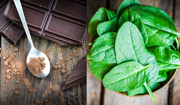 5 FOODS THAT HELP EASE PERIOD PAIN