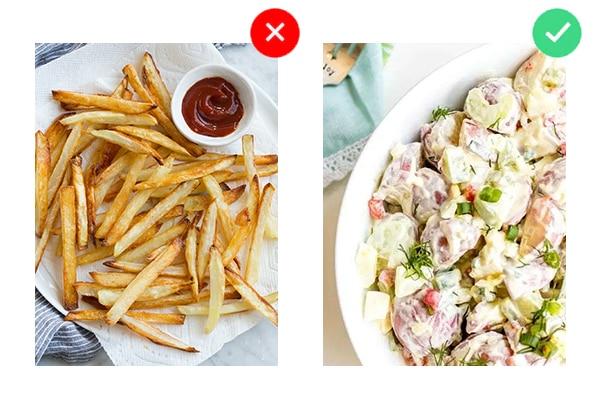 ये न खाएं: ऐसी चीज़ें जिनमें नमक की मात्रा ज़्यादा हो