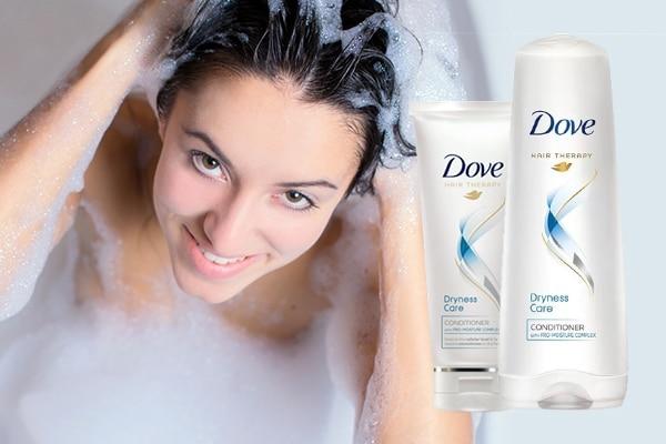 Use a moisturising shampoo