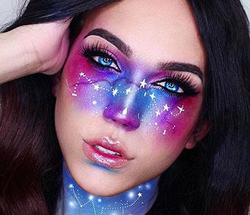 Galaxy Freckles