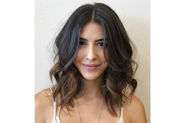 Curls, big, bouncy curls