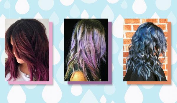 BB Trend Alert—Geode hair colour