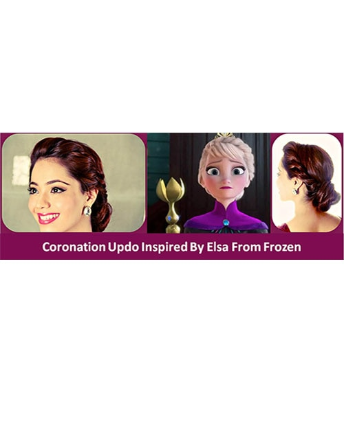 FOMO | Get Elsa from Frozen's Coronation Updo | BeBEAUTIFUL