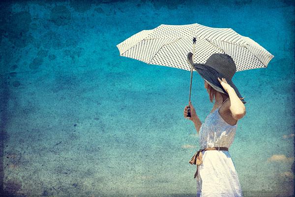 Avoid prolonged sunlight