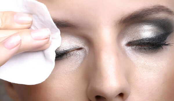 How to Get Rid of Stubborn Festive Makeup