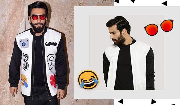 Get The Look—Ranveer Singh