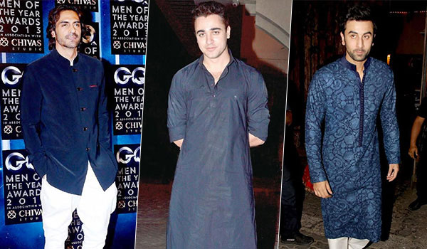 GET YOUR FESTIVE FASHION INSPO FROM THESE BOLLYWOOD BOYS