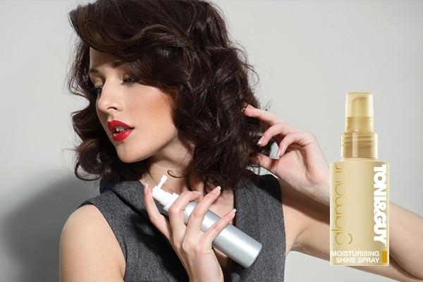 Hair Creams and Spray