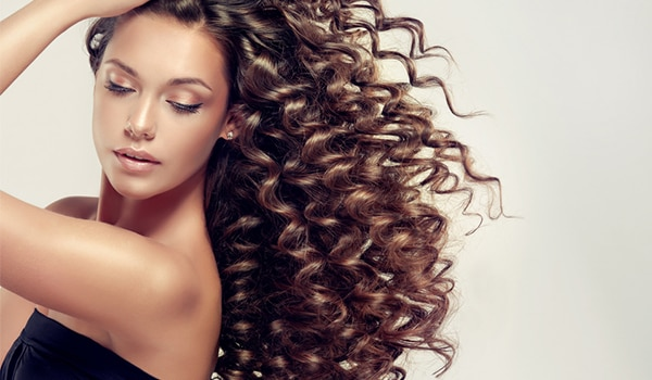 Getting shiny, healthy hair is easier than you think. Here's how