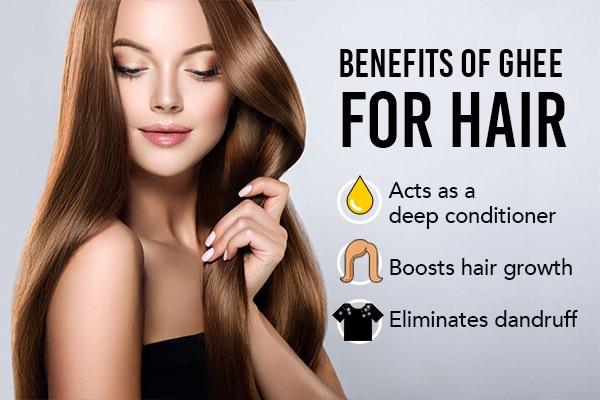 Ghee For Hair