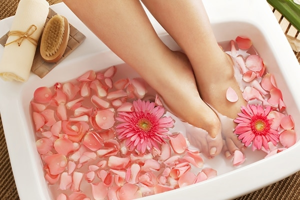 Give your feet some TLC