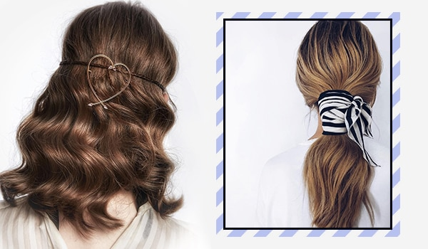 1-minute winter hairstyles for the girl on the go