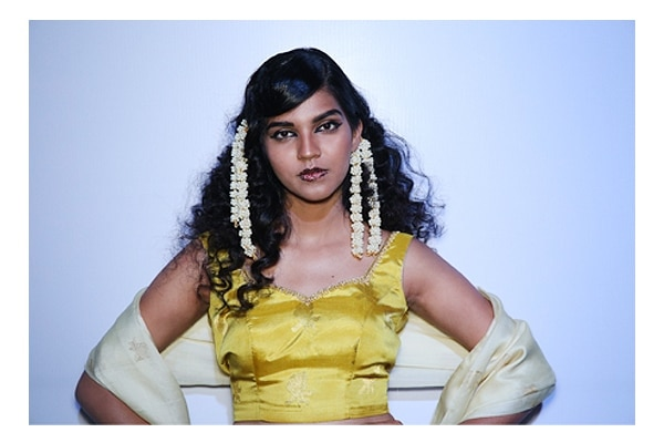hair accessories lakme fashion wk day4