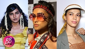 These hair accessories stole the show on day 4 of the Lakmé Fashion Week S/R '19