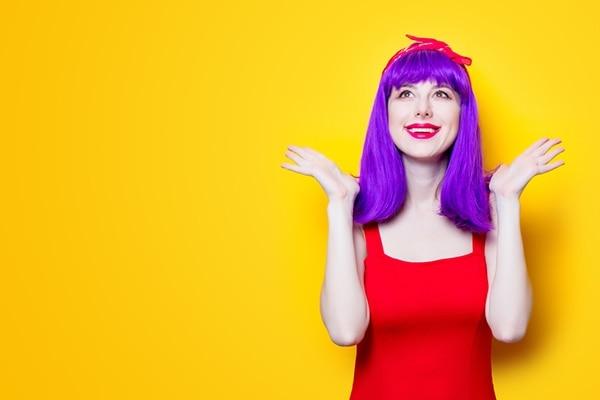 Choosing the wrong hair colour