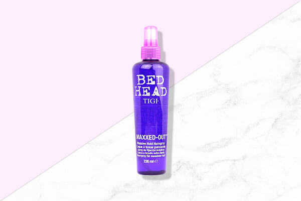 A hair holding spray
