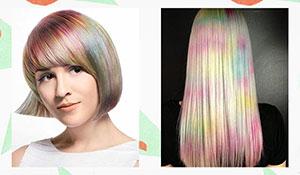 BB Trend Alert—Hair Marbling