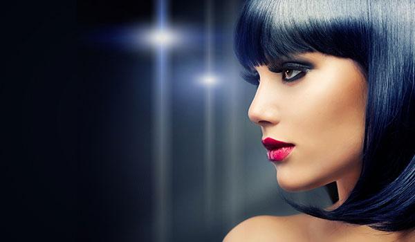 BB Trend Alert—Denim Hair Colour