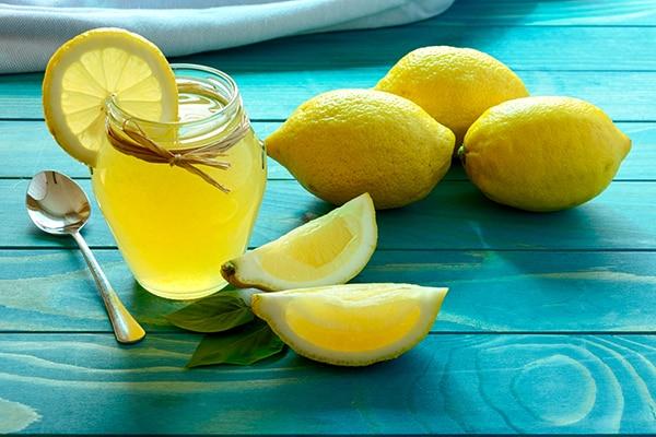 hairfall solution vinegar lemon juice