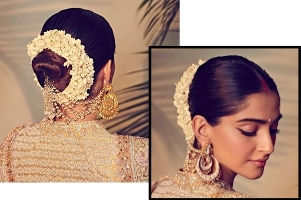 Best 11 Celebrity Hairstyle For Saree Be Beautiful India
