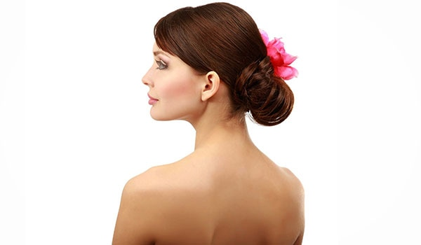 Hairstyles that can keep hair damage away