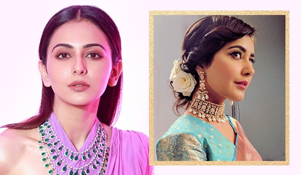 5 celebrity-approved hairstyles to wear with sarees