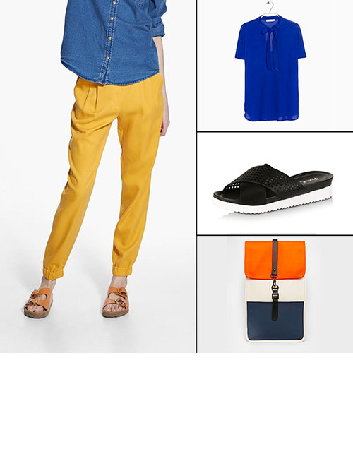 HEAD-TO-TOE COLOUR COMBOS THAT FLATTER EVERY BODY TYPE