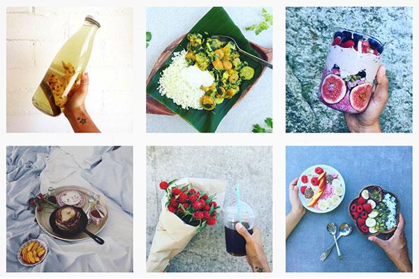 Best healthy eating instagram accounts to follow bebeautiful brenda de la pedra onehungrymami forumfinder Image collections