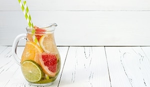 Sport glowing skin all through summer with these yummy healthy drinks...
