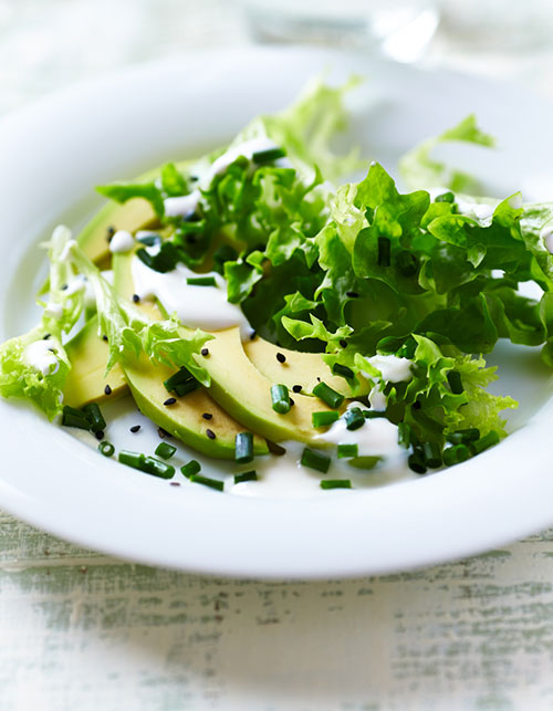 SALADS THAT HYDRATE? WE'LL TRY THOSE!