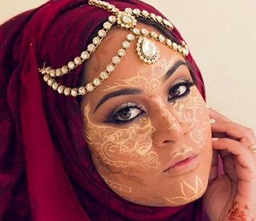 Henna Contouring