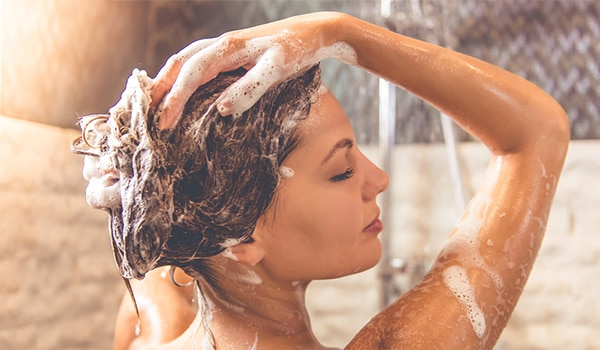 Double shampooing: Hair myth or secret to healthy tresses