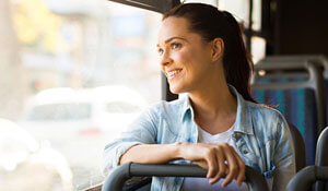 How public transport may be affecting your skin adversely