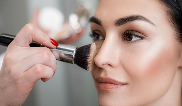 Ace the base: How to apply foundation with brush for a flawless finish