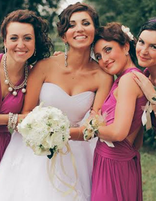 HOW TO BE THE PERFECT BFF OF THE BRIDE